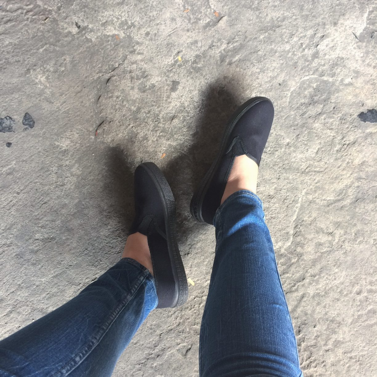 Wearing Shoes 2