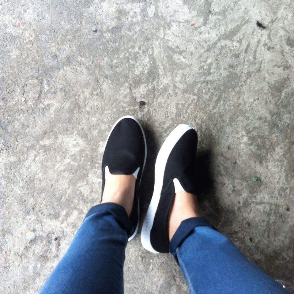 Wearing Shoes 3
