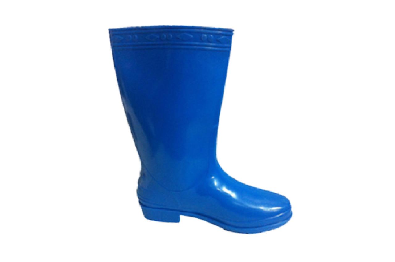 SL01 Aqua Blue Rain Boots